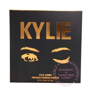Kylie Jenner - The Bronze Eyeshadow Palette
